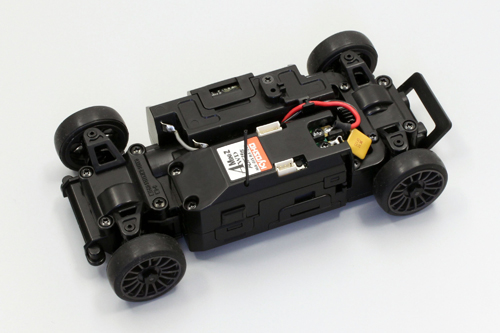 Kyosho Mini Z Ma 015 Awd Chassis Set Asf2 4ghz With