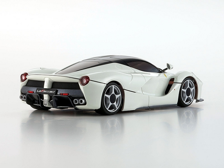 Kyosho Mini-Z ASC MR03W MM La Ferrari White Version Body Set