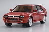 Kyosho dNaNo FX-101HM Lancia Delta HF Red Chassis Set