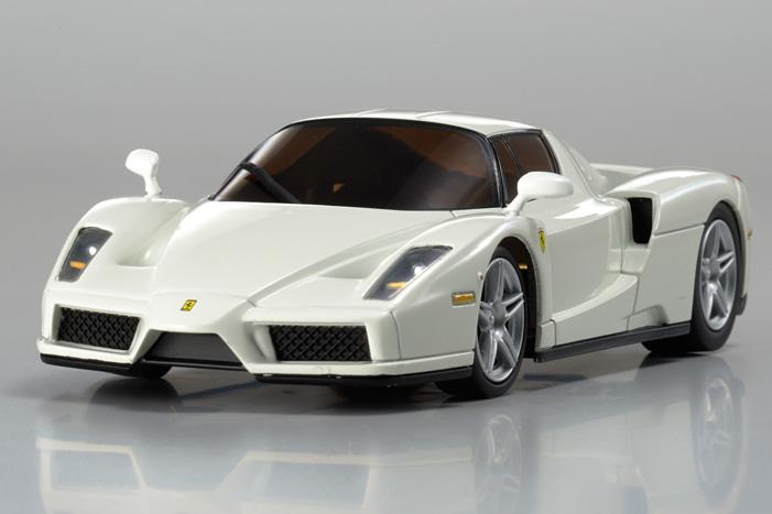 kyosho dnano fx 101mm ferrari enzo white body set - Ferrari Enzo 2013 White