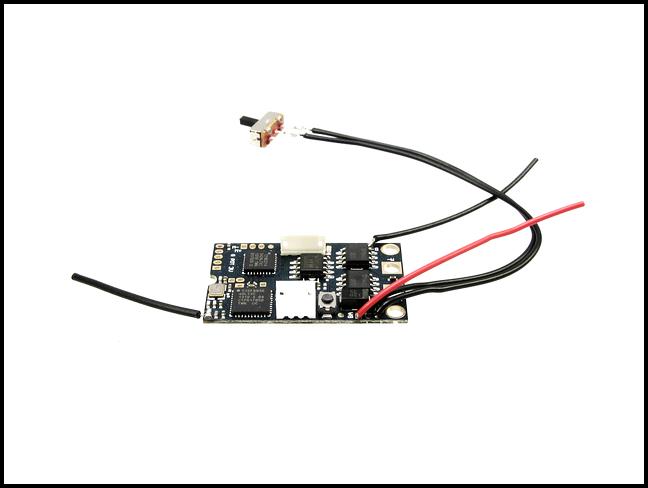 pn racing v2 rc printed circuit board assembly  mr03 setting