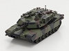 Kyosho 1/60 EP ABRAMS CAMO with i-DRIVER system