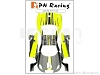 PN Racing Mini-Z Body Skin Lexus SC430 Type 3