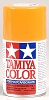 Tamiya PS-24 Polycarbonate Spray Fluorescent Orange