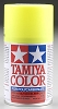 Tamiya PS-27 Polycarbonate Spray Fluorescent Yellow