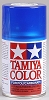 Tamiya PS-38 Polycarbonate Spray Transluscent Blue 3oz