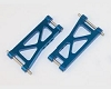 Hot Racing RC18T Blue alum. lower suspension arms