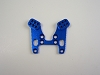 AMMO Mini Inferno Front Damper Stay (Blue)