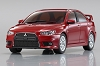Kyosho dNaNo FX-101MM Mitsubishi Lancer Evolution X Body Set