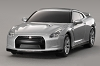 Kyosho dNaNo FX-101MM Nissan GT-R Silver Body Set