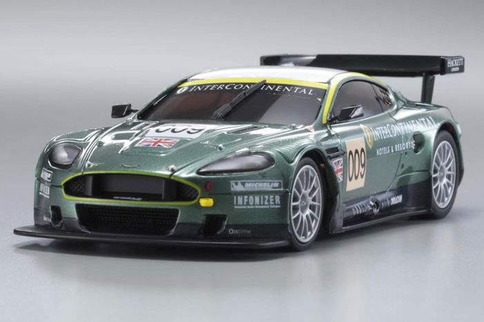 Aston Martin Dbr9. Aston Martin Racing DBR9