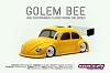 Golem Bee Mini-Z 0.7mm Practice Lexan Body Kit (98mm W/B)