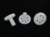 PN Racing Mini-Z MA010 Pro Long Spur Gear Set