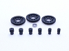 PN Racing 64 Pitch Delrin Spur Gear & Pinion Kit