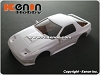 Kyosho Mini-Z MR015RM Mazda Savanna RX-7 FC3S White Body