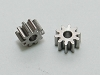 PN Slot Stainless Steel OD6.0 10T Pinion (2pcs)