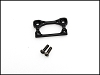 PN Racing Mini-Z Alum Interchangeable Front Body Mount Base (Matt Black)