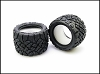 PN Racing Mini-Z Buggy Monster Tire with Insert (2pcs)