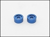 PN Racing MR02/03 Disk Damper Screw Washer (Blue) 2pcs