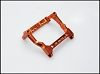 PN Racing Mini-Z Base Mount for Multi Mount (Orange)