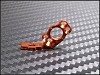 PN Racing Mini-Z 94mm Motor Plate for Multi Mount (Orange)