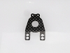 PN Racing Mini-Z Tri Damper System 98mm Damper Plate (Black)
