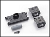 Kyosho Mini-Z Overland Chassis & Small Parts Set