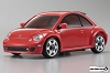 Kyosho Mini-Z MR03N HM New Beetle Turbo Red Body Set