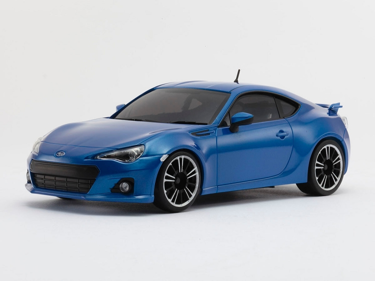 Kyosho Mini-Z MR03N RM Subaru BRZ Body Set (Metallic Blue)