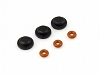 Kyosho Mini-Z O-Ring & Diaphragm Set (3pcs/for oild shock)