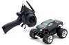 Kyosho Mini-Z Monster EX MAD FORCE Matte Black Readyset