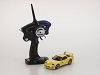 Kyosho Mini-Z MA020S RX-7 FD3S Initial D RS Yellow Ready Set