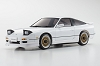Kyosho Mini-Z ASC MA-020 NISSAN 180SX Aero White Body Set