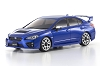 Kyosho Mini-Z ASC MA-020 SUBARU WRX STI WR Blue Body Set