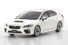 Kyosho Mini-Z ASC MA-020 SUBARU WRX STI WR White Body Set
