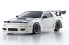 Kyosho MINI-Z AWD MA-020VE PRO MAZDA SAVANNA RX-7 FC3S Aero White Body/Chassis Set