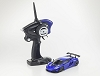 Kyosho Mini-Z MR03S2 MINI-Z McLaren 12C GT3 2013 Ready Set (Blue Metallic)