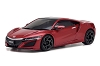 Kyosho Mini-Z ASC MR-03W-MM NSX Valencia Red Pearl Body Set