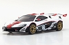Kyosho Mini-Z ASC MR-03W-MM McLaren P1 GTR YWhite/Red Body Set