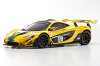 Kyosho Mini-Z MR03 RWD McLaren P1 GTR Yellow/Green MR-03 Ready Set