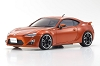Kyosho Mini-Z MR-03N-RM Toyota 86 Metallic Orange Body Set