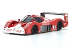 Kyosho Mini-Z MR-03W-LM Toyota GT-One TS020 No.2 Body Set