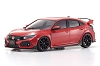 Kyosho Mini-Z MA-03F Honda Civic Type R Red Body Set