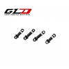 HRC GLD Screw Adjustable Shock Set
