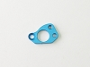 PN Racing Mini-Z V5 LCG Motor Mount Motor Plate Adaptor (Blue)