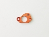 PN Racing Mini-Z V5 LCG Motor Mount Motor Plate Adaptor (Orange)