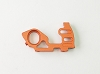 PN Racing Mini-Z V5 LCG Motor Mount Right Side Plate (Orange)