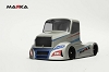 Marka Racing Mini-Z RK-Truck USA Racing Lexan Body Kit (98mm W/B)