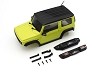 Kyosho Mini-Z 4x4 MX-01 Suzuki Jimny Sierra Yellow Body Set