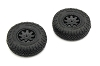 Kyosho Mini-Z 4x4 MX01 Premounted Tire/Wheel 2pcs Toyota 4Runner
